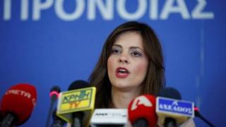 Αχτσιόγλου: Αναγκαιότητα η προστασία των συλλογικών διαπραγματεύσεων