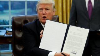 Βαρυσήμαντες αποφάσεις του Ντόναλντ Τραμπ με διάταγμα