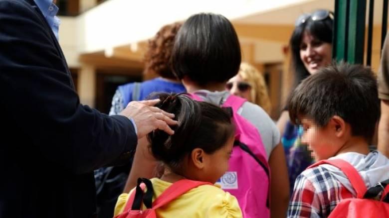 Χαμός στη Λάρισα για τα προσφυγόπουλα σε σχολείο