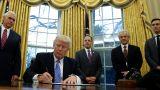 Τον περιορισμό των αμβλώσεων υπέγραψε ο Τραμπ