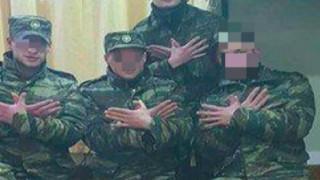 Παρέμβαση του εισαγγελέα για τους στρατιώτες που σχημάτιζαν τον αλβανικό αετό