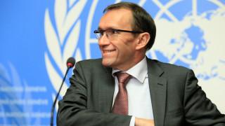 Κυπριακό: Δεν πρέπει να χαθεί η ευκαιρία για λύση, λέει ο Άιντε
