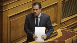 Στη Βουλή φέρνει ο Γεωργιάδης την ενέργεια των νεοσύλλεκτων στο στρατόπεδο Μεσολογγίου
