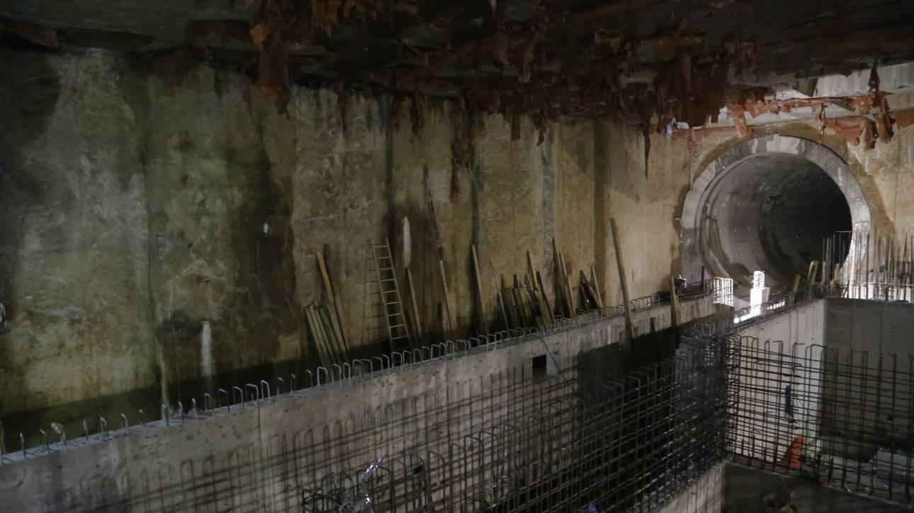 Πάρθηκε η απόφαση για την κατασκευή σταθμού στο Μετρό Θεσσαλονίκης