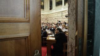 Στη Βουλή η συζήτηση για τις αλλαγές στο Λύκειο
