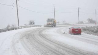 Καιρός: Χιόνια και πτώση της θερμοκρασίας τις επόμενες ημέρες