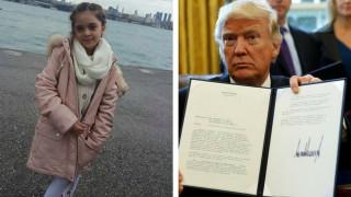 Το γράμμα της 7χρονης Μπάνα από το Χαλέπι στον Τραμπ