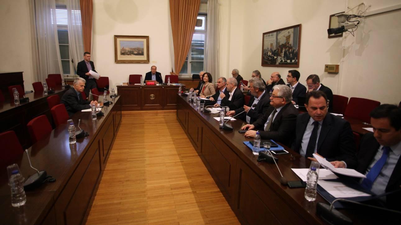 Αίτημα του ΣΥΡΙΖΑ για να συζητηθεί το πόρισμα της Εξεταστικής