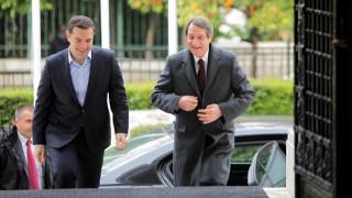 Κυπριακό: Τηλεφωνική επικοινωνία Τσίπρα-Αναστασιάδη
