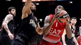 Euroleague: η Αρμάνι κέρδισε εύκολα τον Ολυμπιακό