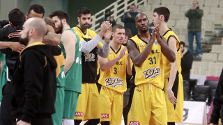 Champions League Basket: στο α γύρο των play off ΑΕΚ, Άρης και ΠΑΟΚ