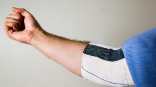 Γεγονός τα πρώτα ρούχα με υφασμάτινους τεχνητούς μυς