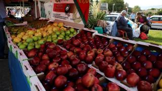 Λαϊκές αγορές: παρατείνεται η διαδικασία ανανέωσης των επαγγελματικών αδειών
