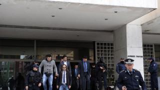 «Δεν είμαστε πραξικοπηματίες»-Σήμερα η απόφαση για τους 8 Τούρκους
