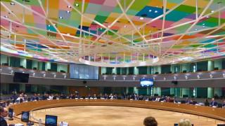 Η ανανεωμένη διακόσμηση του... Eurogroup (pics)