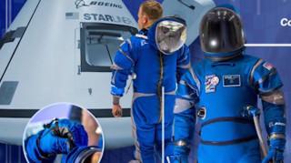 Επαναστατική στολή του Διαστήματος από την Boeing