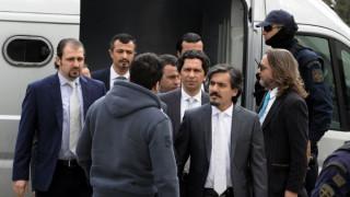 Ποια θα είναι η τύχη των Τούρκων αξιωματικών μετά την απόφαση του Αρείου Πάγου