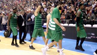 Euroleague: τα λάθη στο τέλος κόστισαν το ματς στον Παναθηναϊκό