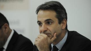 Κυρ.Μητσοτάκης: «Η Ελλάδα έγινε αποδέκτης της αλληλεγγύης των Ευρωπαίων»
