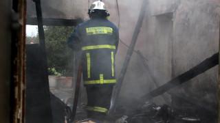 Διδυμότειχο: Δύο νεκροί από πυρκαγιά σε μονοκατοικία