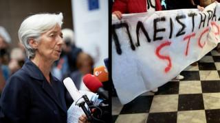 Υπέρ της άρσης της προστασίας της πρώτης κατοικίας το ΔΝΤ
