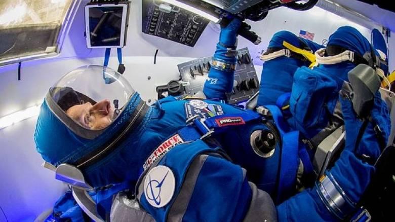 Αυτές είναι οι νέες στολές της NASA (pics+vid)