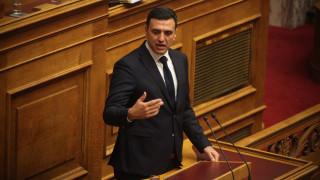 Β.Κικίλιας: Σύσσωμη η Ευρώπη είναι απέναντι στην ελληνική κυβέρνηση