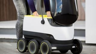 Ξεκινούν παραδόσεις delivery με ρομπότ