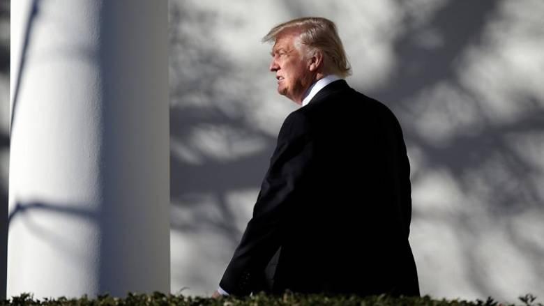 Το μήνυμα του Τραμπ στο Twitter για τις εμπορικές σχέσεις με το Μεξικό
