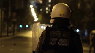Επίθεση εναντίον αστυνομικών στα Εξάρχεια