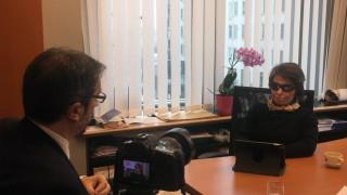 Κ. Κούνεβα: Περίμενα να δεχθώ πιο «πολιτική επίθεση»