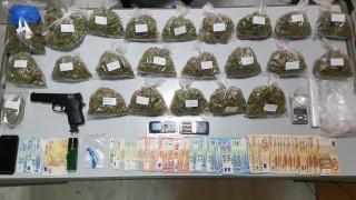 Χανιά: Σύλληψη 29χρονου για ναρκωτικά κρυμμένα σε καβάντζες