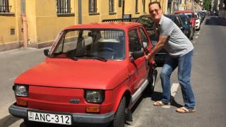 Ο Τομ Χανκς έχει καινούριο αυτοκίνητο (pic)