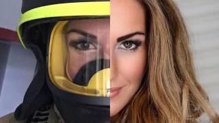 75 χιλιάδες Instagrammers όρισαν την πιο ωραία πυροσβέστη στον κόσμο