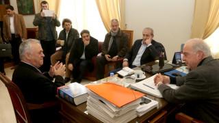 Τα προβλήματα της περιφέρειας της Κρήτης άκουσε ο Γ. Δραγασάκης
