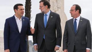 Τσίπρας: Ο Ευρωπαϊκός Νότος δεν είναι ο φτωχός συγγενής της Ευρώπης