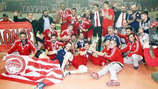 Βόλεϊ: εύκολη νίκη του Ολυμπιακού επί του ΠΑΟΚ στο Λιγκ Καπ