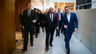 Διακήρυξη Λισαβόνας: Οι «7» του Νότου στηρίζουν την Ελλάδα