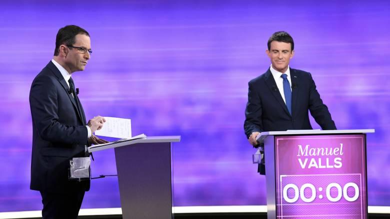 Αμόν ή Βαλς: Σε κρίσιμο σταυροδρόμι οι Γάλλοι Σοσιαλιστές