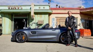 Mercedes: To εξαιρετικό βίντεο των αδελφών Coen για την AMG GT Roadster και το Super Bowl