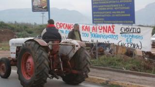 Ξεκινά το στήσιμο μπλόκων από αγρότες στη δυτική Μακεδονία