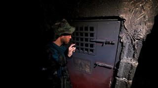 Οσα άφησαν πίσω τους οι μαχητές του Ισλαμικού Κράτους που τις πόλεις που έχασαν