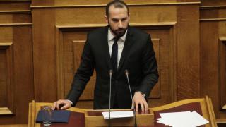 Δ. Τζανακόπουλος: Ευφάνταστο το σενάριο για την ψήφιση νέων μέτρων με 180 ψήφους