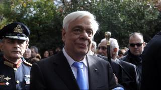 Παυλόπουλος: Αναγκαία η αλλαγή της αδιέξοδης πολιτικής λιτότητας στην Ευρώπη