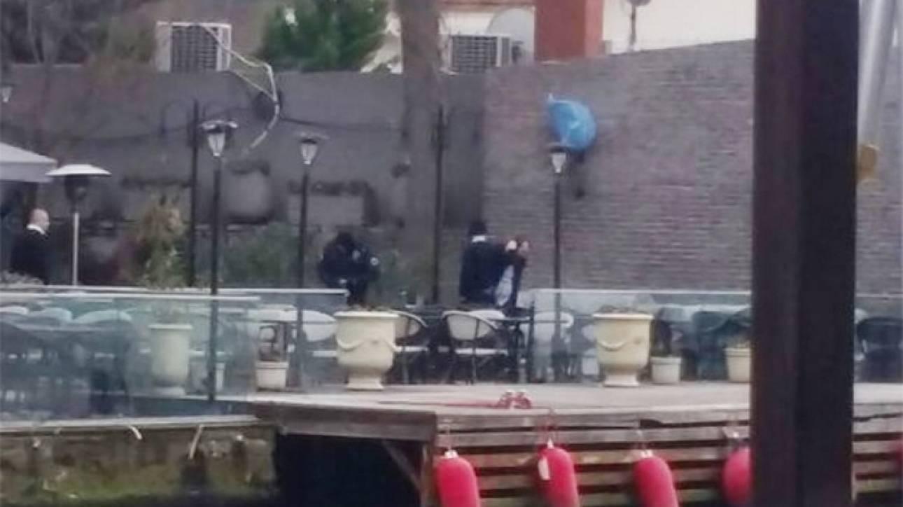 Πυροβολισμοί σε εστιατόριο στην Κωνσταντινούπολη