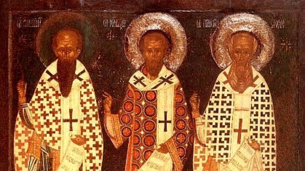Οι Τρεις Μυσταγωγοί του Πνεύματος