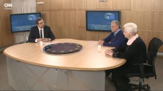 Δύο ευρωβουλευτές από την Κύπρο μιλούν για τις εξελίξεις στο κυπριακό