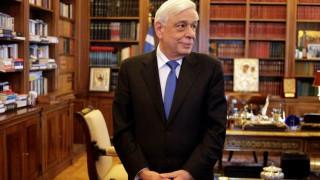 Π. Παυλόπουλος: Πρωτόγνωρο να ζητά κανείς νομοθέτηση προληπτικών μέτρων