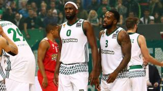 Α1 μπάσκετ: ο Παναθηναϊκός πήρε το ντέρμπυ με τον Ολυμπιακό