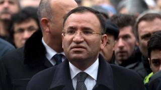 Όπως μας συμπεριφέρονται, θα τους συμπεριφερόμαστε, λέει ο Τούρκος Υπουργός Δικαιοσύνης